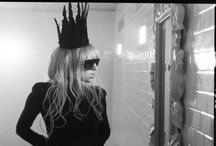 Lady Gaga is my hero. / by Jill Burch Kraushaar
