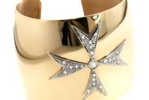 Jewellery: Bangle, Bracelet and Cuff / by Małgorzata Tańska