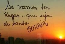Palavras que inspiram / by Sabrina Tomaz