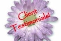 Client Testimonials & Satisfaction  / by First Resort