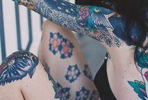 Ink Art / by Olivia Solomon