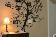 HOME- COZY &  COMFORTABLE---OUR  HAVEN / cute ideas for our haven, where we fall back  and get our bearings / by Pat Versack