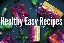 Healthy Easy Recipes / Food feeds our body, our soul and our mind.  These are recipes that are healthy and taste amazing! Good food can be delicious and fun! / by Chris Freytag- Health & Fitness Expert