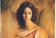 ANGELS / THEY PROTECT, DEFEND, AND DELIVER / by Pat Versack