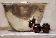 art and still life and interior / not quite sure why it took me so long to make this board. / by Rowena Murillo