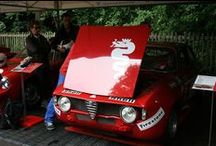 Historical Events / Mille Miglia, Goodwood Festival of Speed and many others / by Alfa Romeo Official