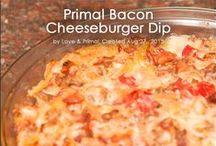 When I dip, you dip, we dip... Delicious Dips / by PJ Forsberg