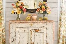 Adorable/ Romantic/French/ Country/ Cottage Style / by Annie