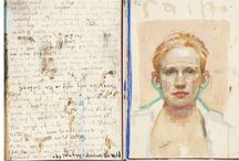 Portraits / A variety of portraits in all media. / by Nan McCoy