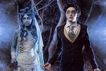 Andrea's Halloween Wedding Reception / It's a Halloween reception-What fun.October 2014,Ideas Please!!!! / by misty mckibbin