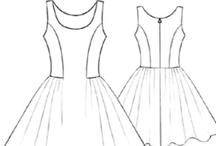 FREE sewing patterns / by Jodie