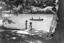 Summer Camp / quick--before it's fall--enjoy some iconic LVA images of summer camp like you always wished it could be.  / by Library of Virginia