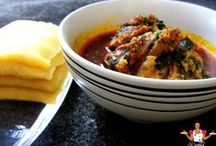 International yummy stuff / Everything spicy and delicious from various world cuisines. / by Sally Adebayo