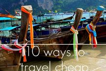 Travel Ideas & Tips / All things travel  / by Amanda Potter