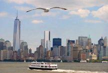 New York, NY / I ❤ NY  / by Alex R. Flores