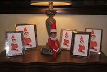 ELF / Elf on the Shelf ideas, ELF the movie pics, and elf stuff to make and buy / by Lillian (Lil) Templeman