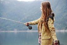 Fishing / by Mandie Arbies