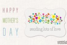 Mother's Day / Mother's Day Ideas, Recipes, And Crafts For Kids / by Buncee