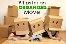 Prepare To Move! / Because even an Air Force wife and former missionary kid can use all the help she can get while moving! / by Lindsey Stewart