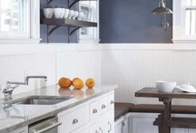 Remodel: Bargain Kitchen. / by Maria Charbonneaux