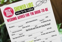 Bridal & Baby Showers/ Bachelorette Parties / by The Engagement Box