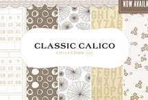 Classic Calico Vol 3- Summer 2012 release / by Studio_Calico