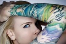 Tattoo Ideas / All amazing pictures about tattoos / by Cuded (Official)