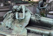 Gravestones / by Ann Conway