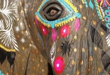 Fabulous elephants / by Candie Phipps-Perry