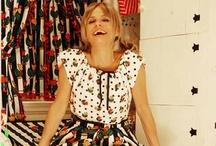 I  Like You by Amy Sedaris / by Windham Fabrics