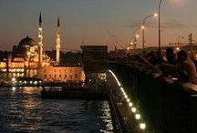 Turkey: ( Istanbul; A Tale Of Three Cities ) / I've always wanted to visit the Land of the Ottoman Turks & was fascinated by its extraordinary rich cultures. Back in 2001, Dad wanted to take us to Turkey but in the end, ended up taking us to KSA for Umrah because of Mum, who said our Hubs will take us to Turkey in the future :D.  Finally, after 13yrs my dream came true. We are travelling to Turkey ( Istanbul) in May, iA.  A board full of pinned images to help me with 'must-see/ visit' places.  / by Asmä Mòhýmèñ