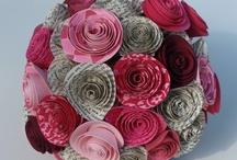 Flower Crafts / by Beth Fournie