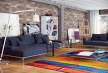 Living Areas / by Shaynna Blaze