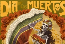 Day Of The Dead / Dia De Los Muertos / by The Village Witch Shop