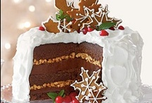 Food-Christmas Treats / by Desirae Sommers