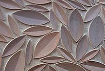 Organic Luxe / Juxtaposing natural and organic materials with  luxurious finishes / by Architectural Systems Inc