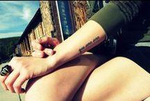 tattoos / by Lisa Lackey