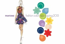 Spring 2013 Trends & Colors / Spring is in the air, not yet, but the clothes are hitting the stores.  Here is a sneak peak of the colors and trends for Spring.   / by Stylist Susan Burkett