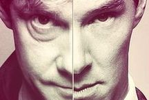 Hoot and the Angry Hedgehog  / A.K.A Benedict Cumberbatch and Martin Freeman / by Elizabeth Otte