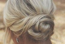 hair / by ciara sayler