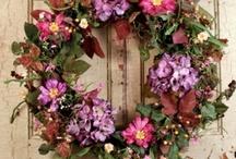 Spring Door Wreaths / by Wreaths For Door (Laurie Karras)