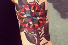 Ink / Tattoos / by Ingrid Riddervold