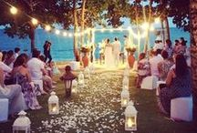 Wedding ideas / by Nadia Hung