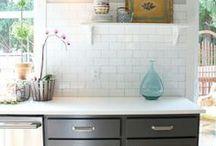 Kitchen Ideas / by Kirsten C
