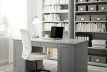 Office / Craft Room Ideas / by Kirsten C