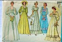 bridal patterns through the years / by Julie Kromm