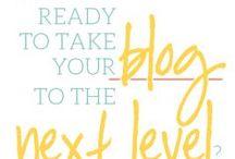 Blogging Tips / by Debbie Howard