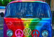 Peace, love, and hippies / by Loopy Librarian