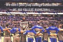Kentucky Basketball <3 / by Allison Brown
