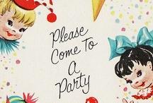 PARTIES / by Sierra Stallings